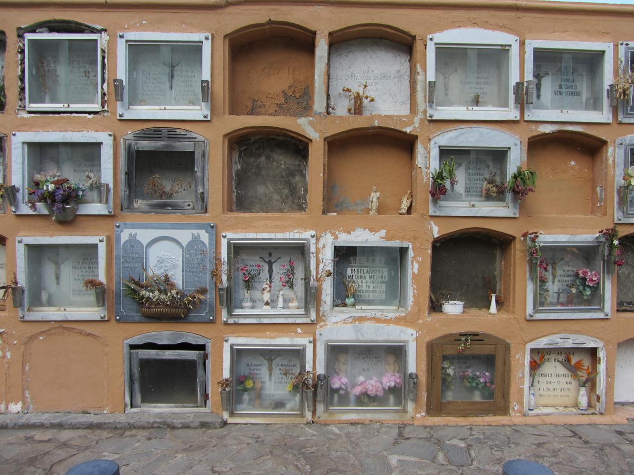 Friedhof Agulo